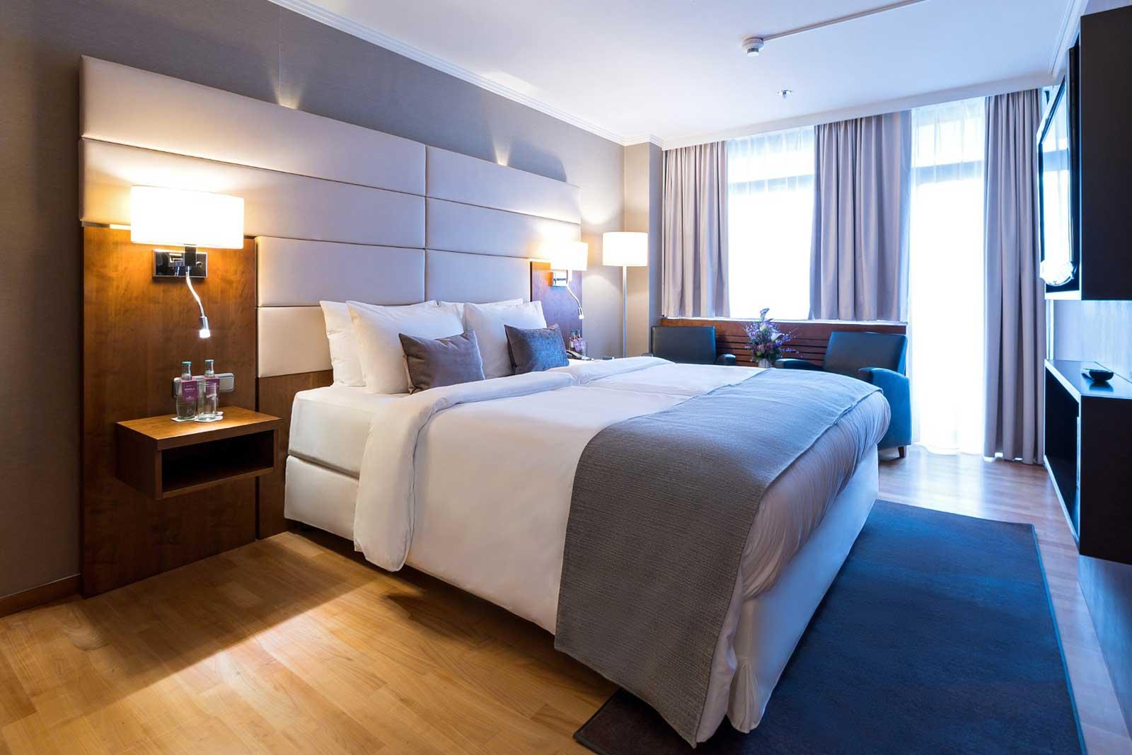 Business Suite im Crowne Plaza Frankfurt