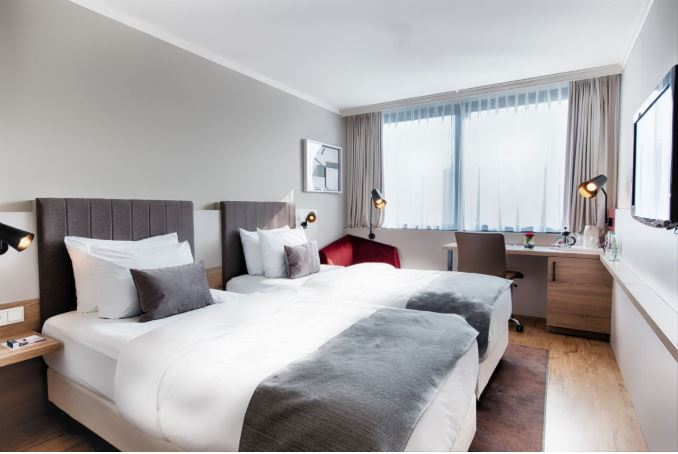 Standardzimmer Twin Betten
